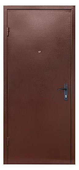 Эконом входные двери